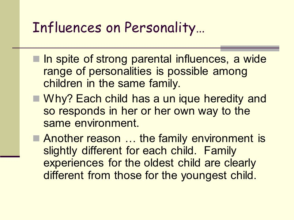 how social environment influences the character and behavior of children Child behaviors become problematic and these affect not only the family, but also in social and academic functioning as working in a low-banding .