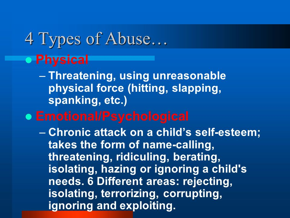 child abuse vs discipline