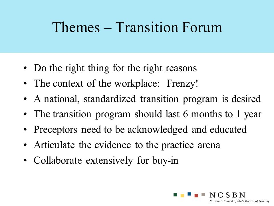 Themes – Transition Forum