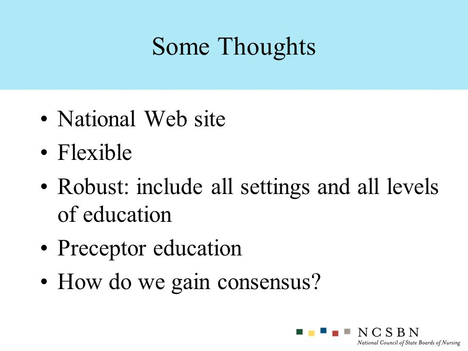 Some Thoughts National Web site Flexible