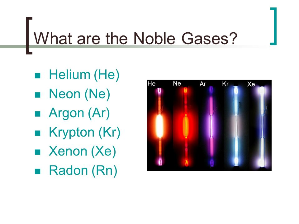 noble gas and helium Noble gas properties all the elements are colorless and odorless mono atomic gases the boiling point of helium is lowest of any element it is only four degrees.