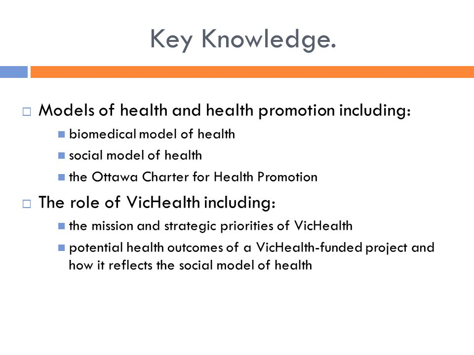 biomedical model of health The context of health psychology 1 introduction to health a further discipline that challenged the biomedical model of health was behavioural medicine,.