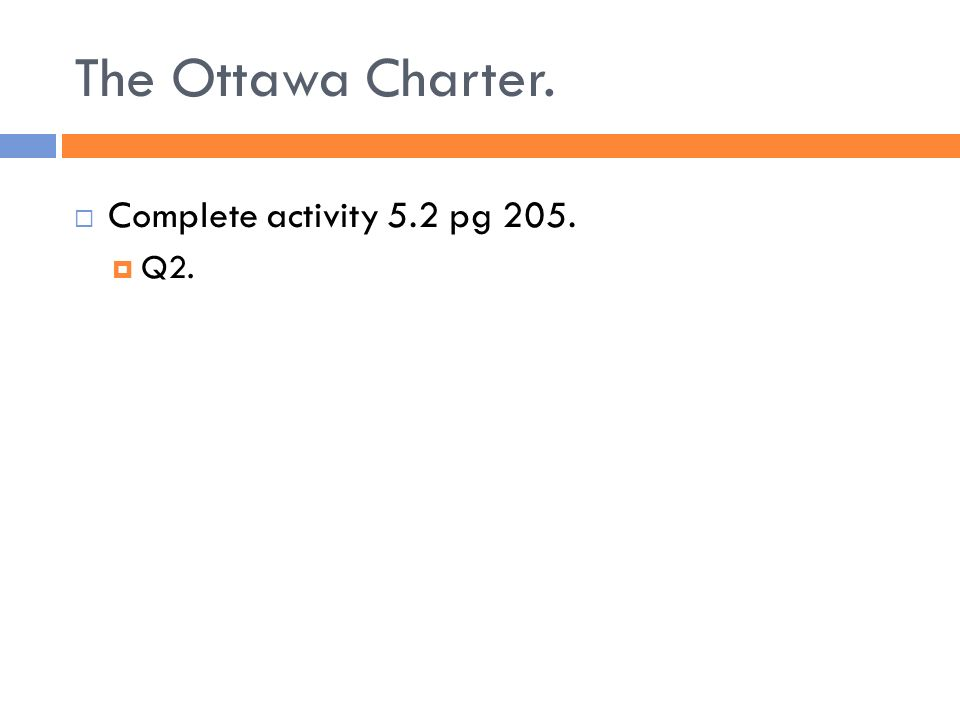 obesity ottawa charter The five action areas of the ottawa charter page history last edited by pbworks 9 years, 6 months ago ottawa charter summary - wwwbetterhealthvicgov.