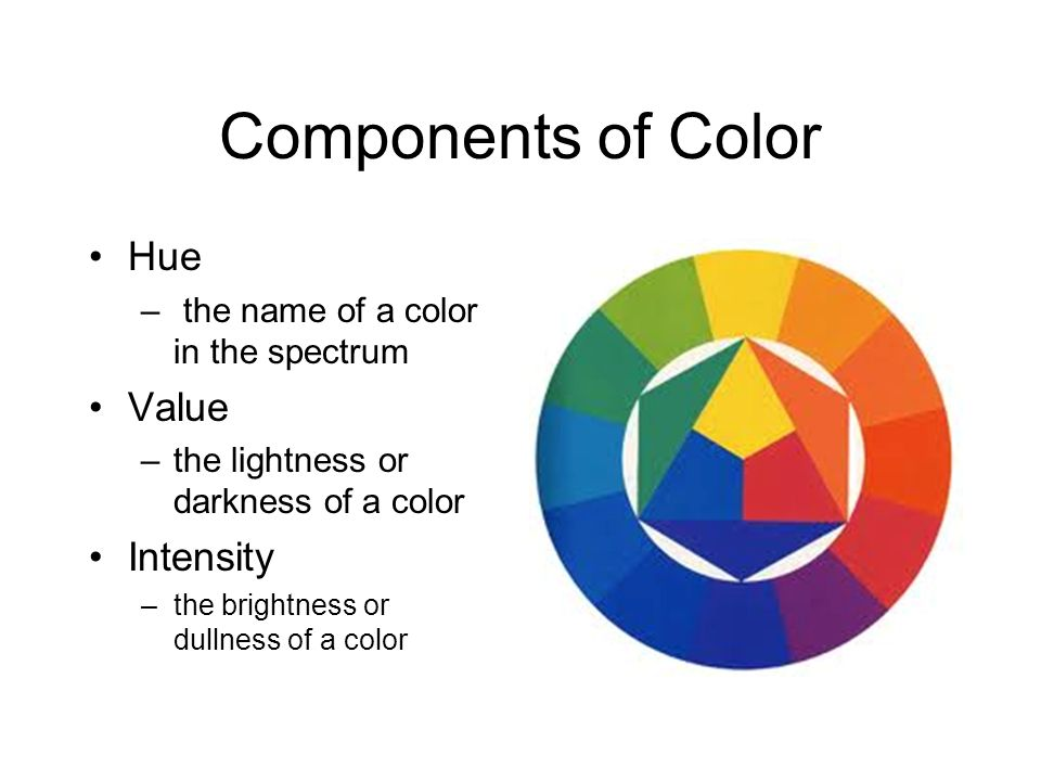 color ppt