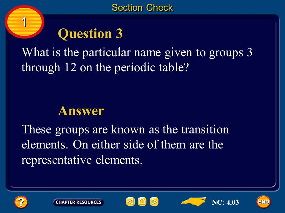 Periodic table group 3 12 periodic table name periodic table of chapter the periodic table ppt video online download urtaz Choice Image