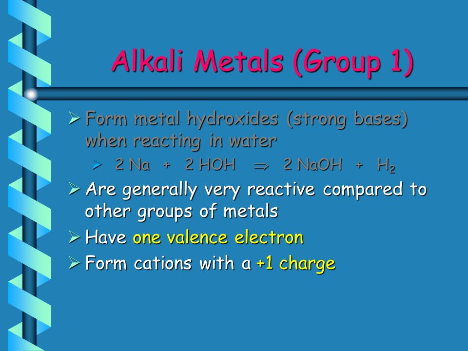 a group ii metal hydroxide essay Group 1 & 2 metals & the halogens - as edexcel chemistry  all group 2 metal nitrates and metal chlorides are soluble  (ii) chloride solution.