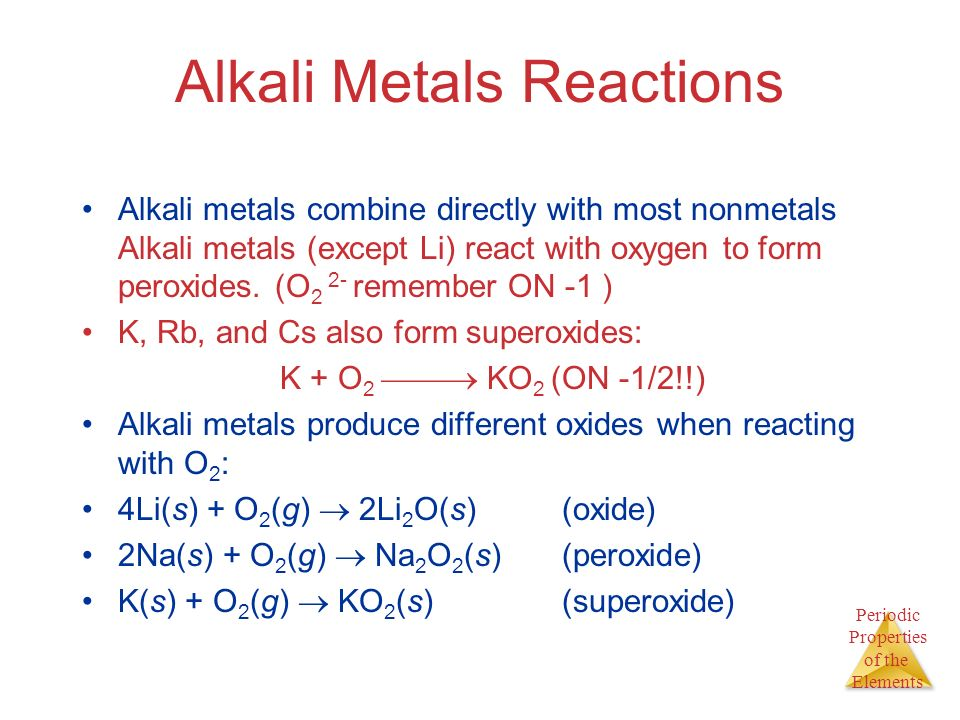 Chapter 7 Periodic Properties of the Elements - ppt video online ...