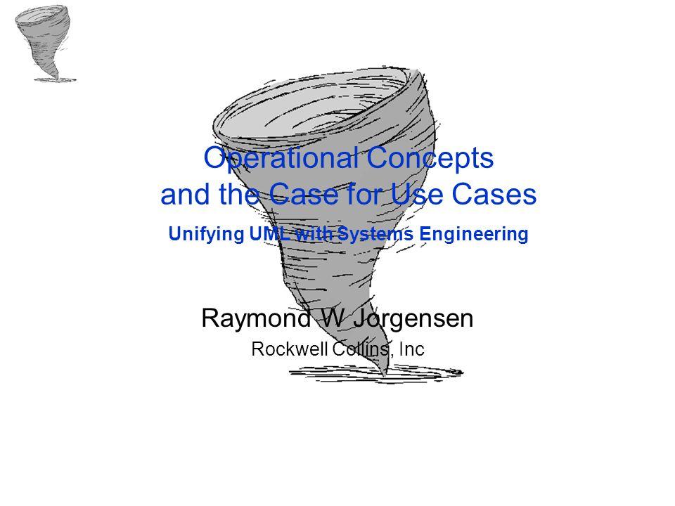 Raymond W Jorgensen Rockwell Collins, Inc
