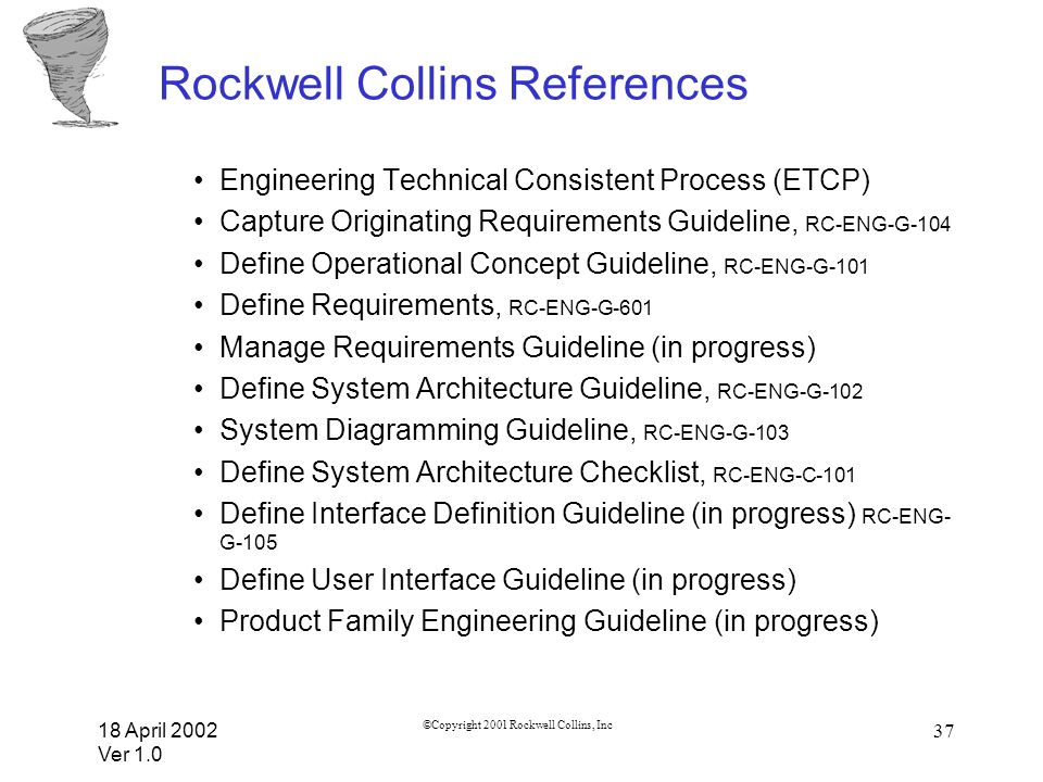 Rockwell Collins References