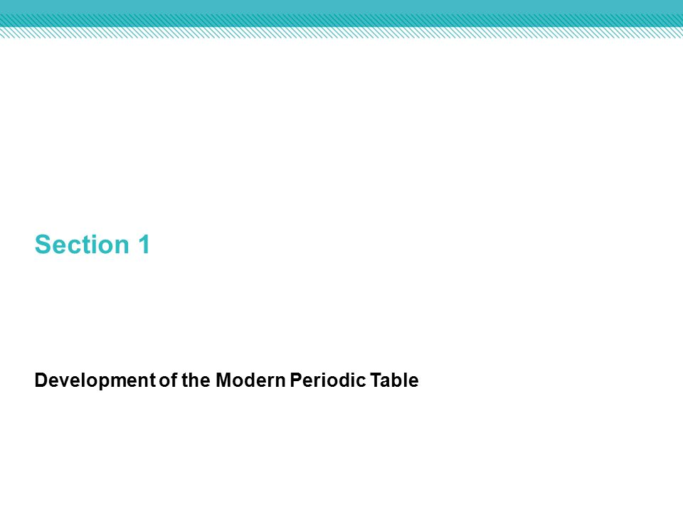 Chapter 6 The Periodic Table ppt download – Chapter 6 the Periodic Table Worksheet Answers