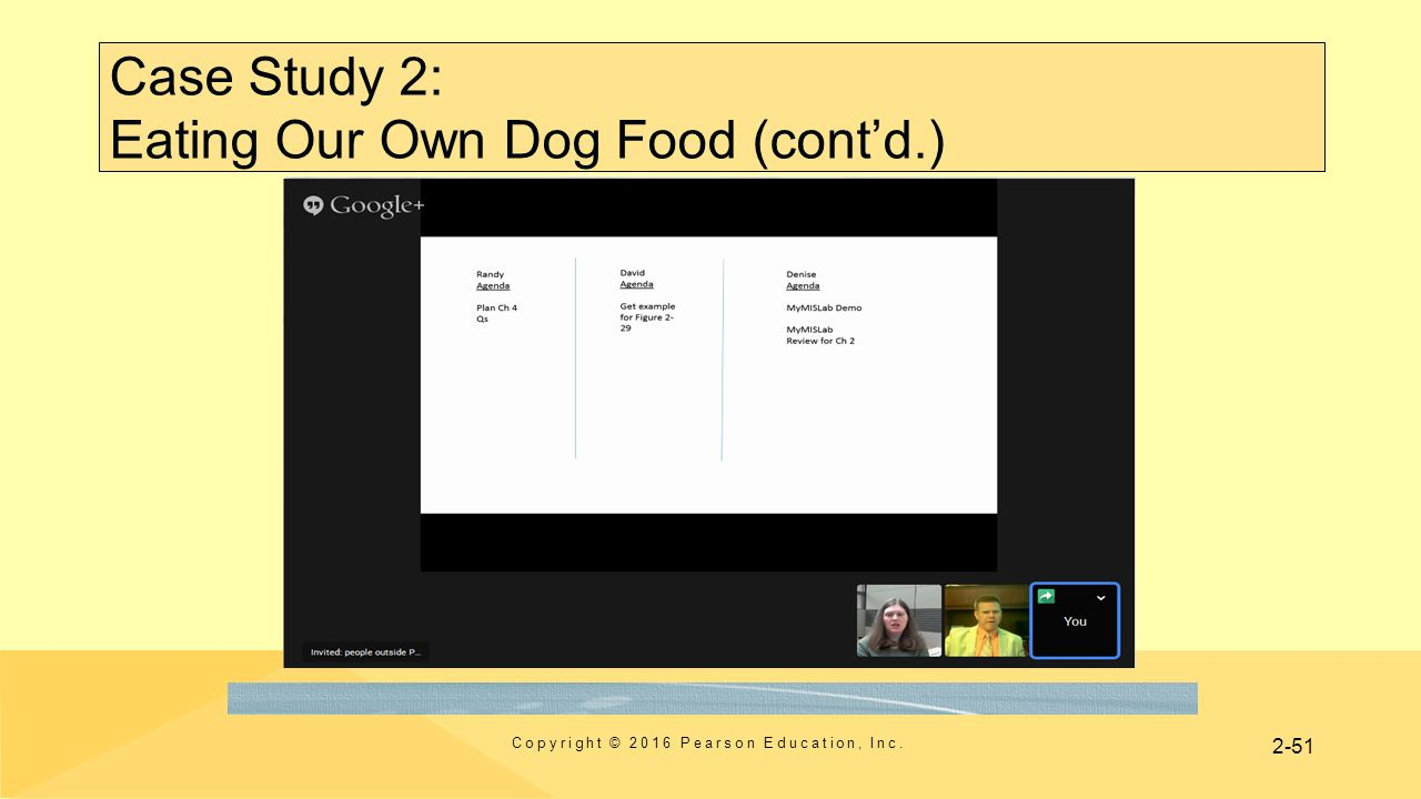 Case Study  Eating Our Own Dog Food