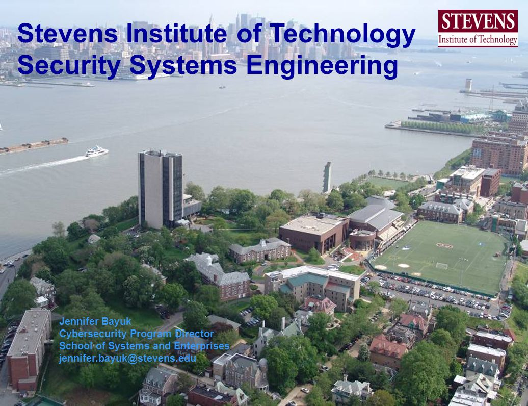 Stevens Institute of Technology Security Systems Engineering