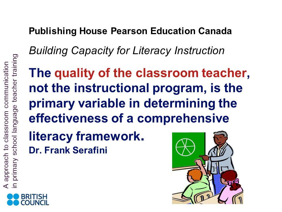 Publishing House Pearson Education Canada