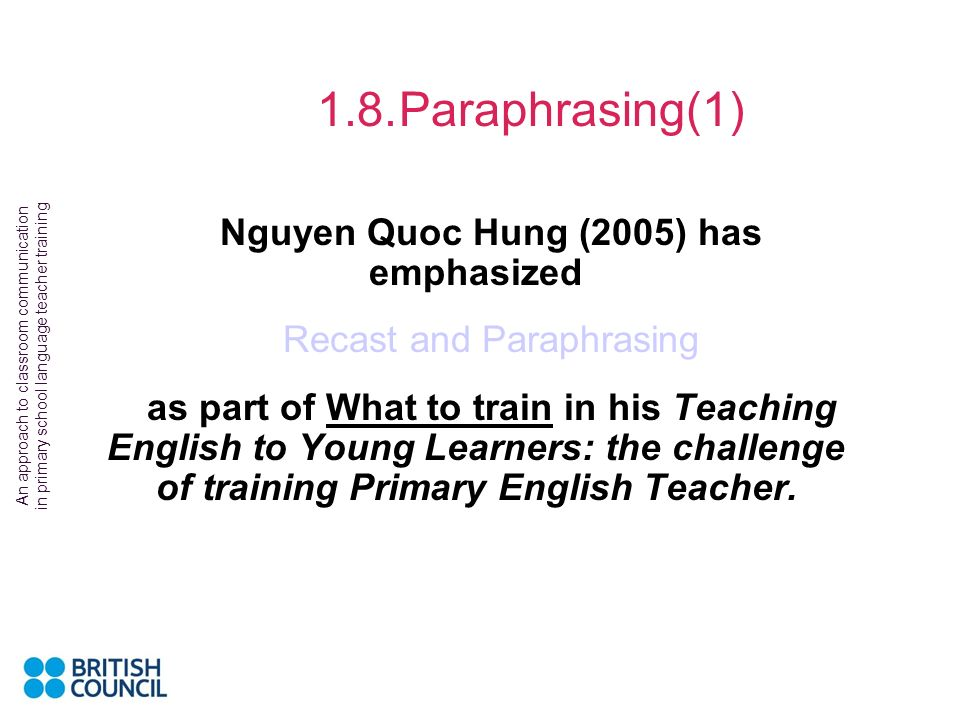 Nguyen Quoc Hung (2005) has emphasized