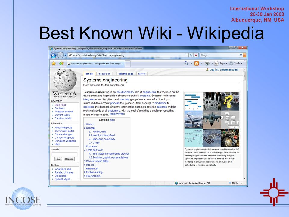 Best Known Wiki - Wikipedia