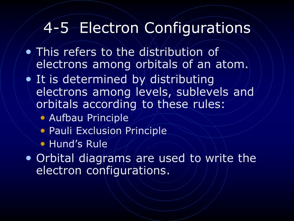 Chapter 4 Electron Configurations ppt video online download – Electron Configuration Worksheet and Lots More Answers
