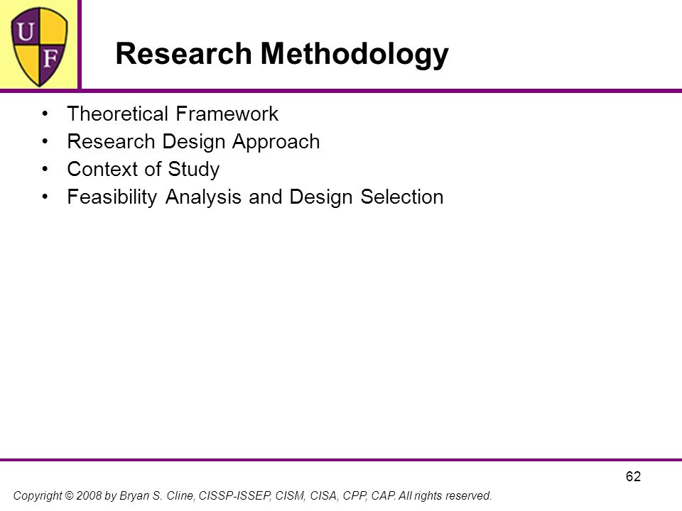 Research Methodology Theoretical Framework Research Design Approach