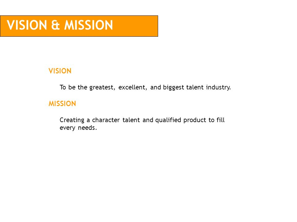 Company profile ppt video online download for Vision industries group
