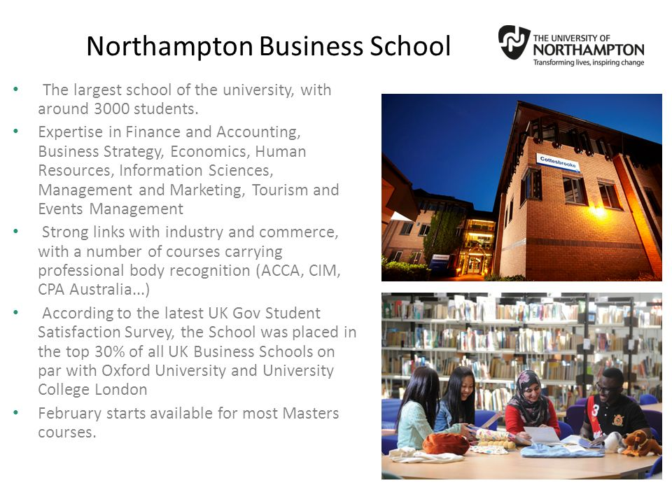 Northampton Business School
