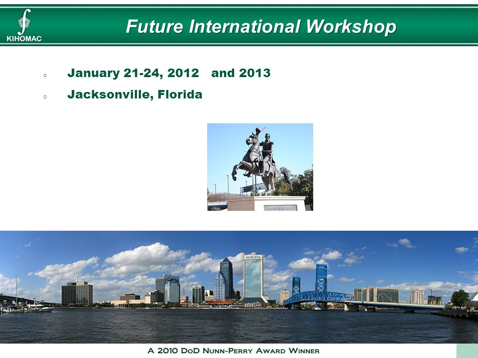 Future International Workshop