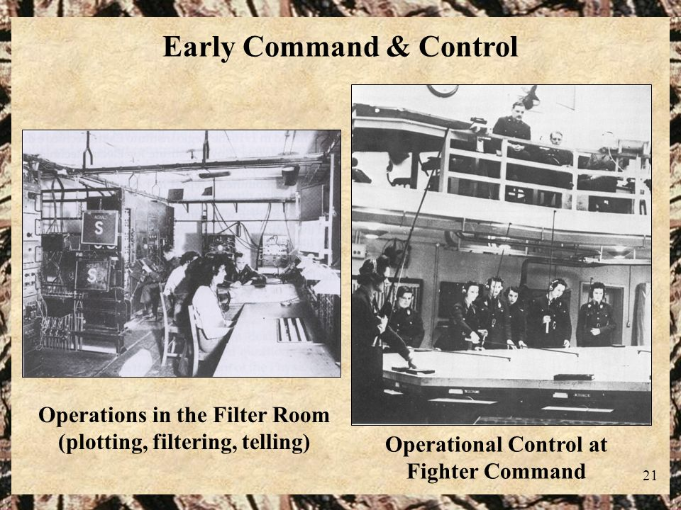 Early Command & Control