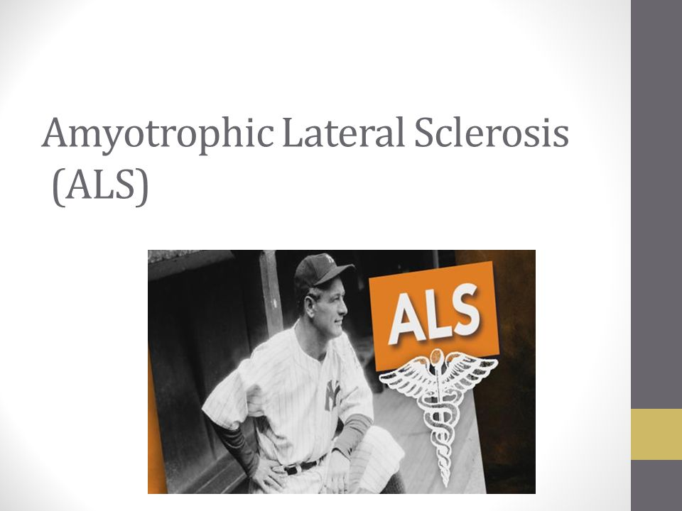 amyotrophic lateral sclerosis als pdf