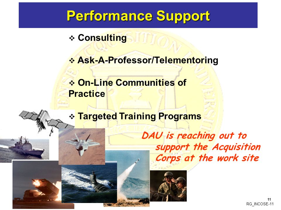 Performance Support Consulting Ask-A-Professor/Telementoring