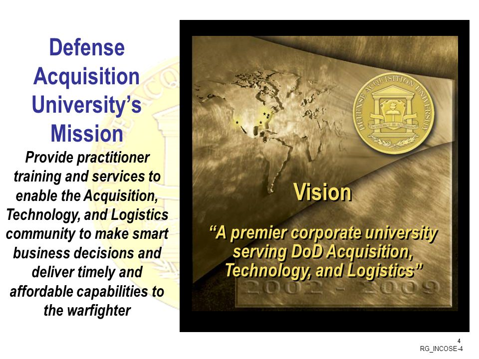 Defense Acquisition University's