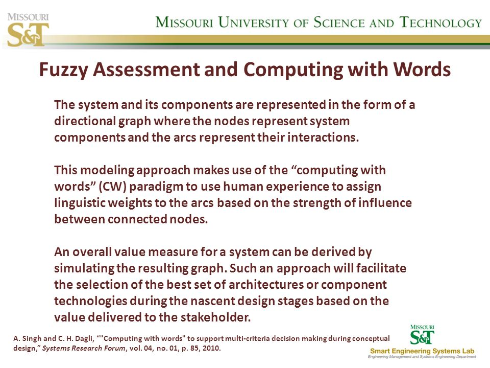 Fuzzy Assessment and Computing with Words