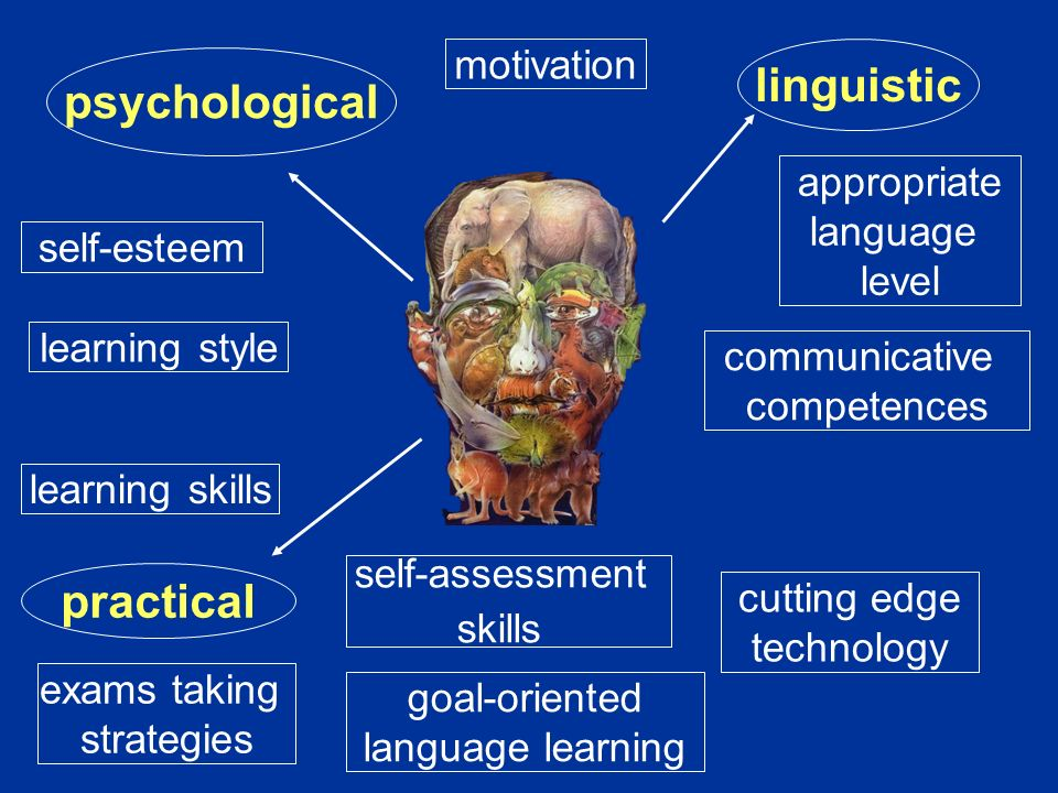 linguistic psychological practical