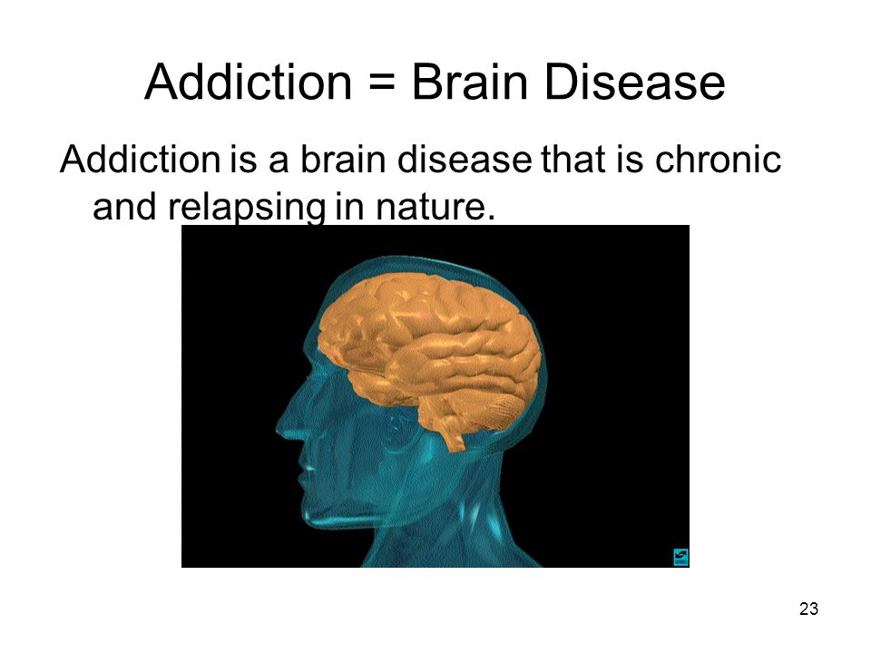 addiction a three part disease Home alcohol addiction disease theory of alcoholism nausea and dizziness, are part of the reason as alcoholism is an addiction, it is considered a disease of.