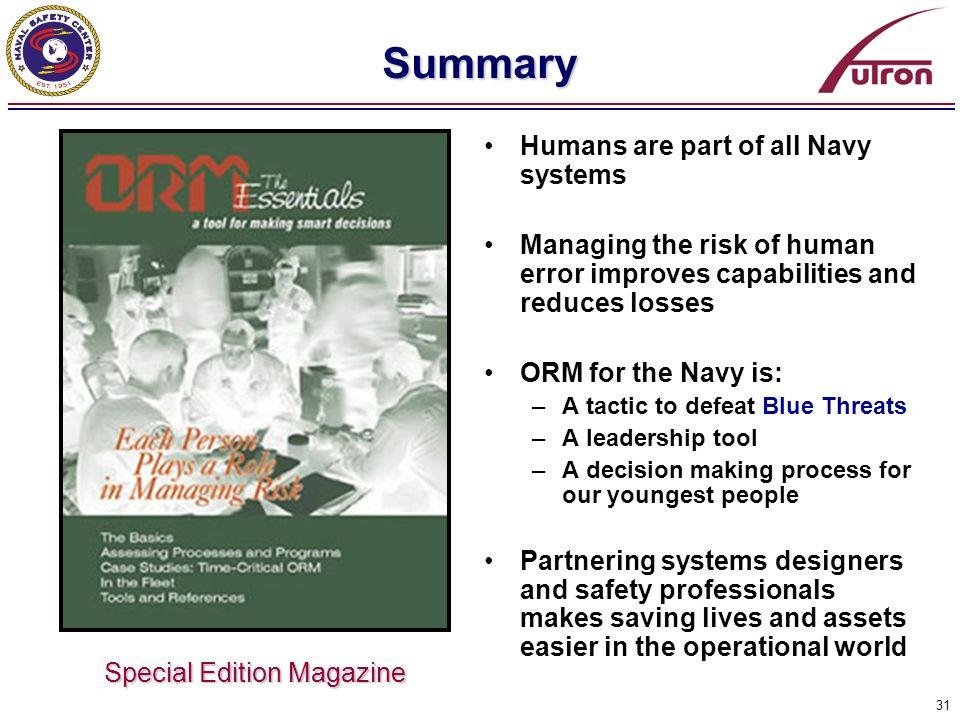 Special Edition Magazine