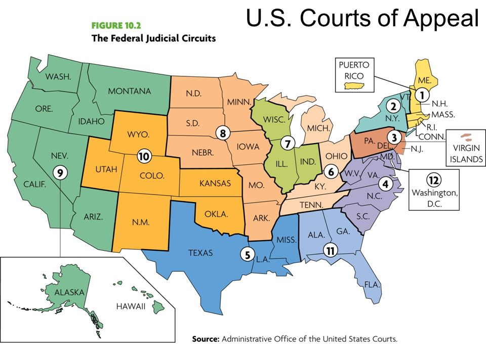 14 U S Courts Of Appeal
