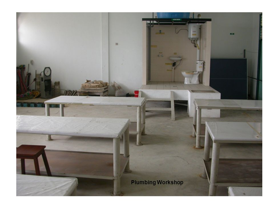 Plumbing Workshop