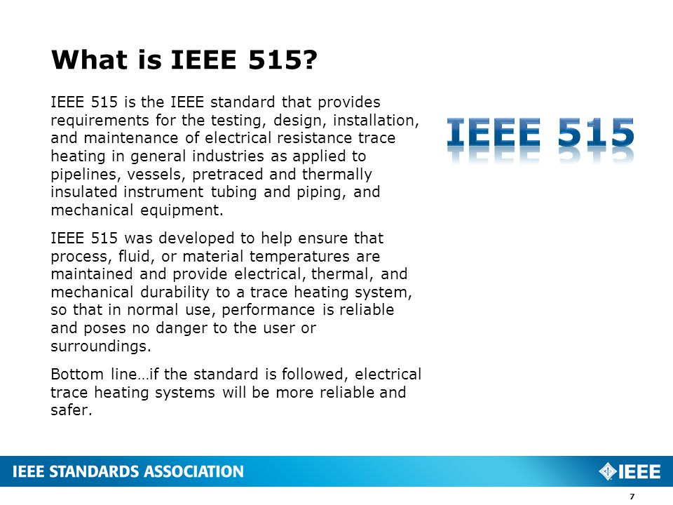 What is IEEE 515