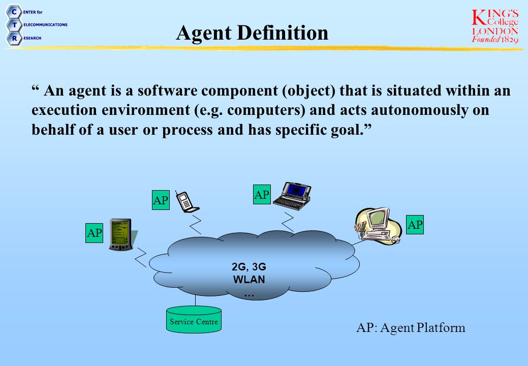 Agent Definition