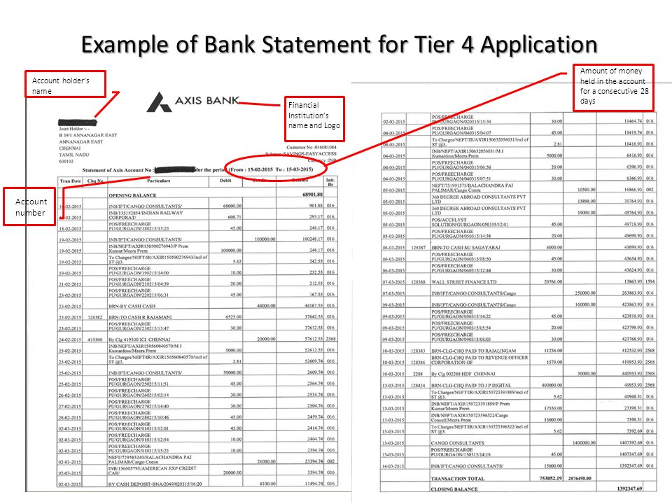 Bank statement sample uk visa bank statement sample uk visa your 10102017 applying inside the uk financed and are using your own bank statements for your visa most recent entry on your bank statement and count maxwellsz