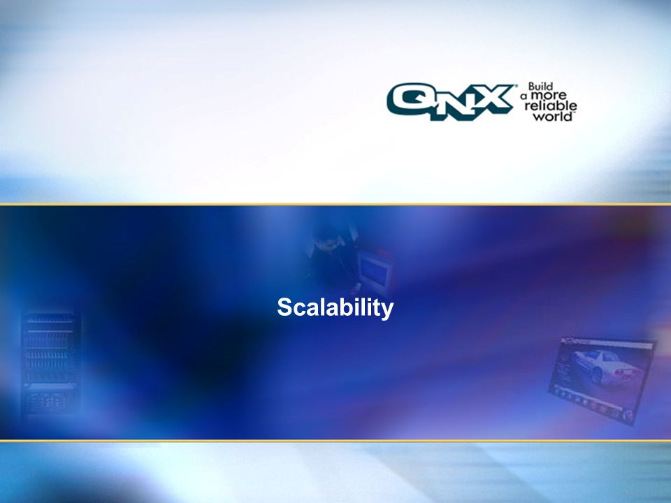 Scalability Title of presentation Title 2