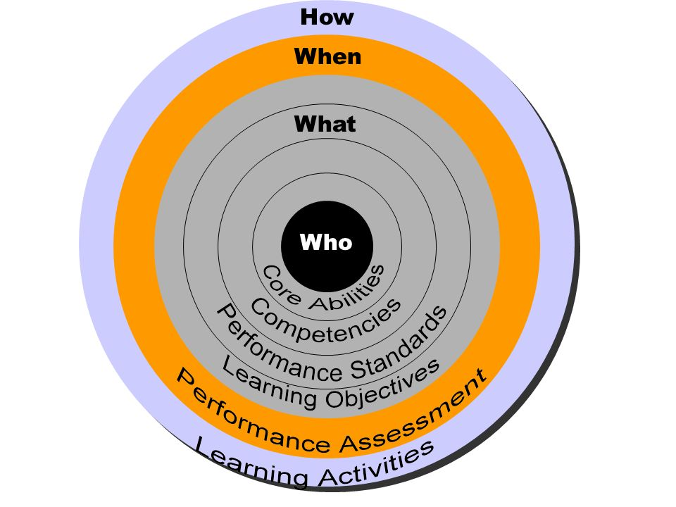 How When What Learner Who