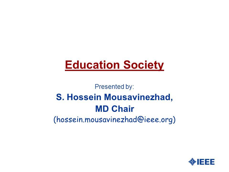 S. Hossein Mousavinezhad,
