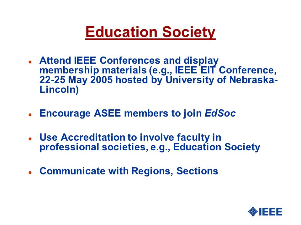 Education Society