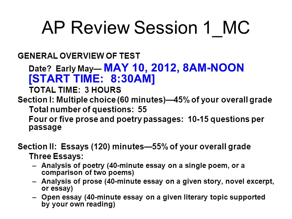 ap english literature poetry essay questions We have the best ap english literature practice tests and more ap literature free response questions, multiple choice, vocabulary, and study guides  tips for understanding poetry and.