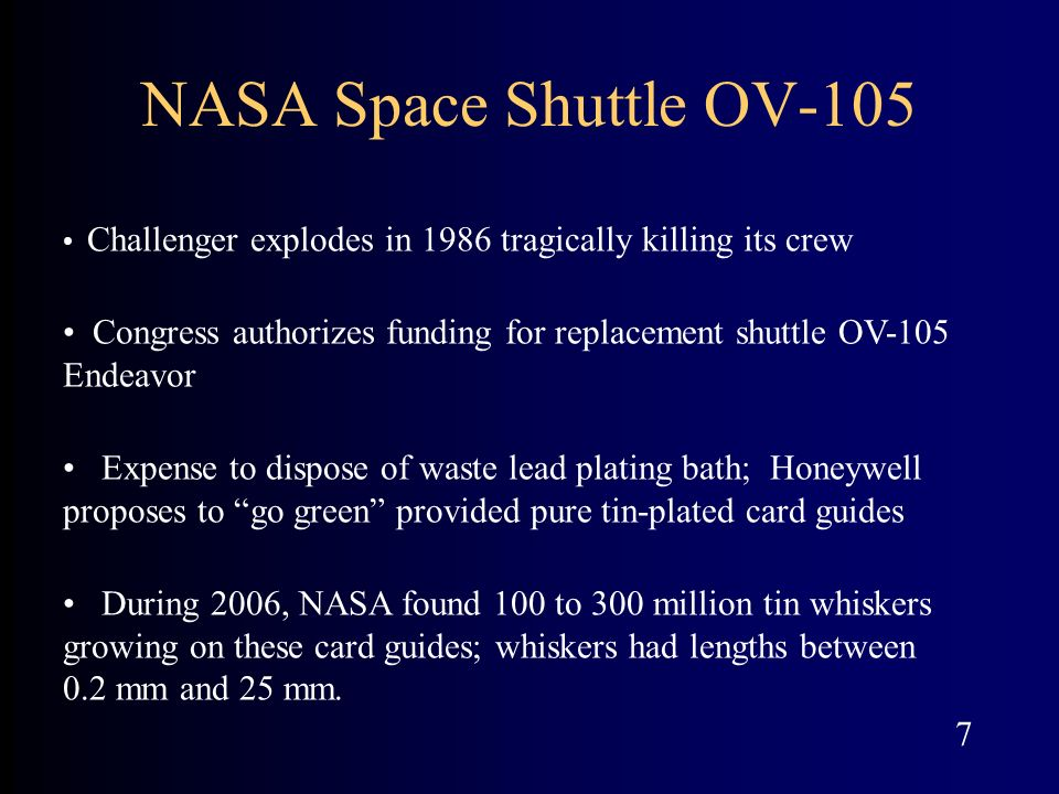 NASA Space Shuttle OV-105 Challenger explodes in 1986 tragically killing its crew.