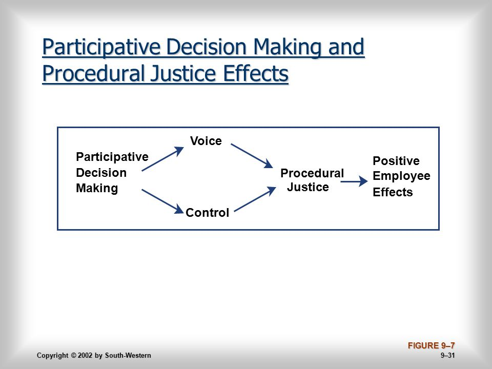 the implications of globalisation on democratic decision making Organizational and individual decision making — 1 — organizations do not make decisions, people do this observation is a statement of both.