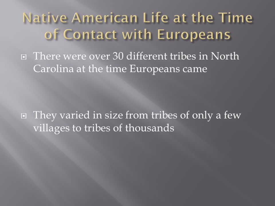 european contact with native north americans essay Native north americans, robert f berkhofer, jr, demonstrates that the idea of indians as a single, discrete people was an invention of columbus and his european contemporaries that has been perpetuated into our own time.