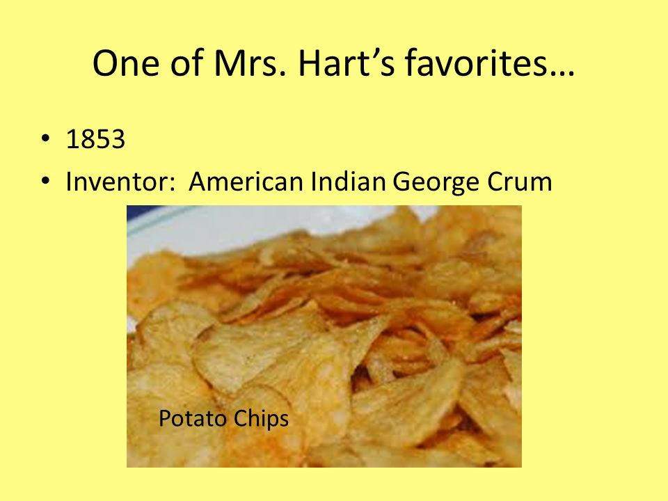 One of Mrs. Hart's favorites…