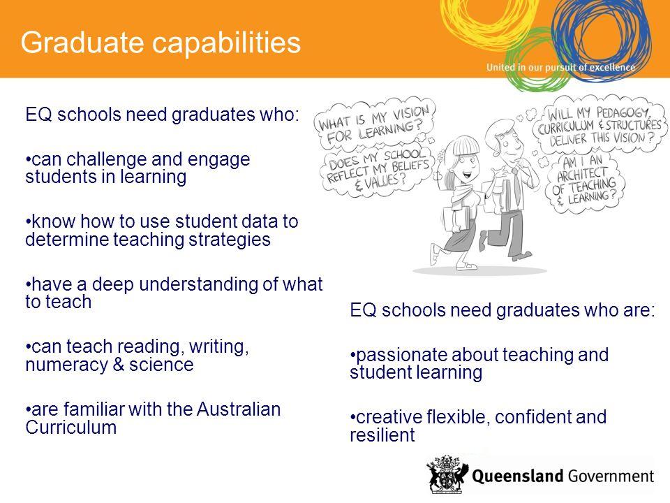 Graduate capabilities