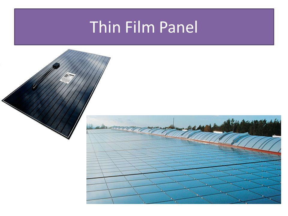 Thin Film Panel