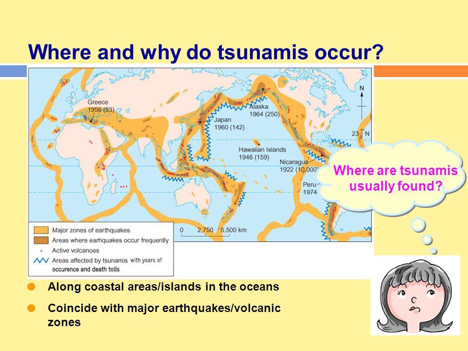 Earthquakes, Volcanoes And Tsunamis