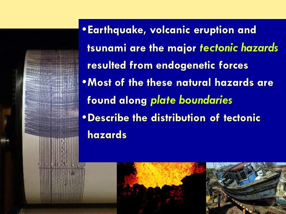 an analysis of landslides as a major geologic hazard caused by earthquakes and floods Mount hood multi-hazards risk study  landslides, floods, and earthquakes are the result of naturally  • two methods of risk analysis, hazard and asset.